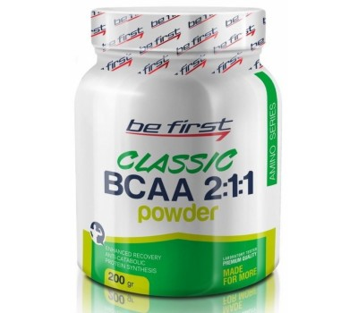 Be First Bcaa 2:1:1 Classic (200 гр)
