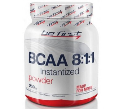 Be First Bcaa 8:1:1 Instant (250 гр)