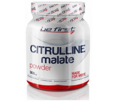 Be First Citrulline Malate (300 гр)