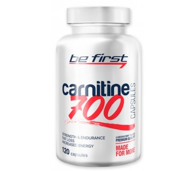 Be First Carnitine 700mg (120 кап)