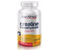 Be First Creatine Monohydrate (120 кап)