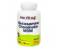 Be First Glucosamine+Chondroitin+MSM (90 таб)