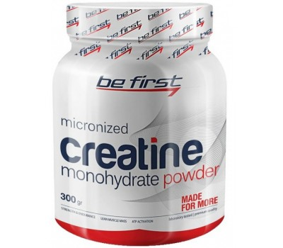 Be First Creatine Monohydrate (300 гр)