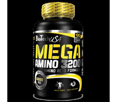 BioTech Mega Amino 3200 (100 таб)
