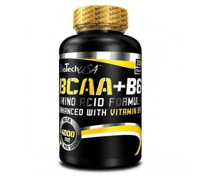 BT BCAA+B6 (200 таб)