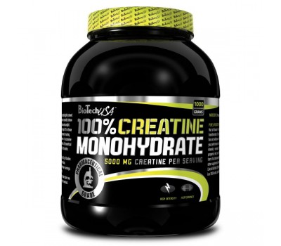 BT 100% Creatine Monohydrate (1000 гр)