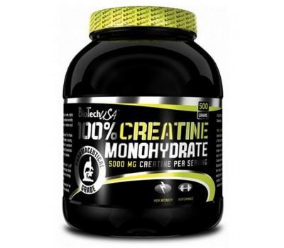 BT 100% Creatine Monohydrate (500 гр)