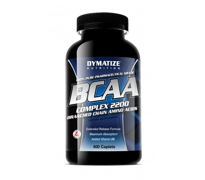 Dymatize BCAA (400 кап)