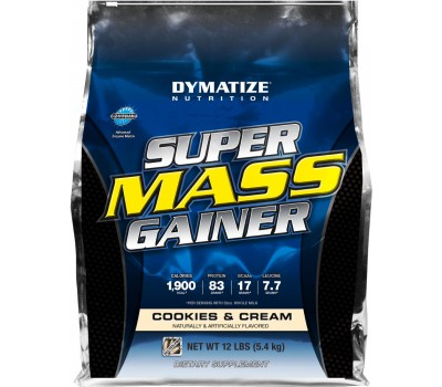 Dym Super Mass Gainer 12lb (5400 гр)