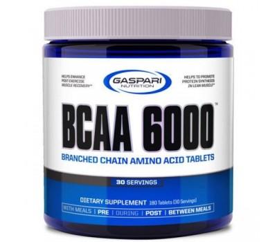 Gaspari N. BCAA 6000 (180 таб)