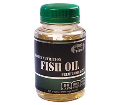 Frog Tech Fish Oil (90 кап)