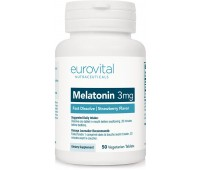 Eurovital Melatonin 3mg (50 таб)