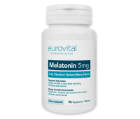 Eurovital Melatonin 5mg (90 таб)