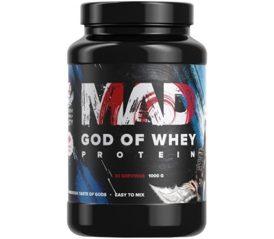 MAD God of Whey (1000 гр)