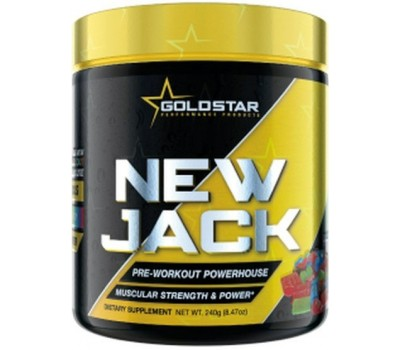 Gold Star New Jack (240 гр)