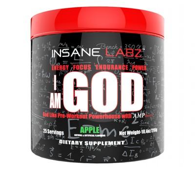 Insane Labz I am GOD (293 гр)