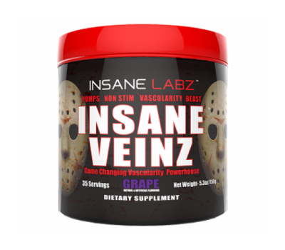 Insane Labz Insane Veinz (150 гр)