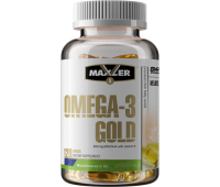 Maxler Omega-3 Gold (120 кап)