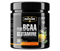 Maxler BCAA Plus Glutamine (300 гр)