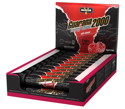 Maxler Guarana Energy 2000 (25 мл)
