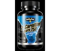 Maxler L-Carnitine 750mg (100 таб)