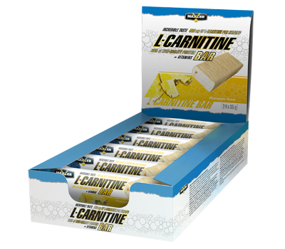 Maxler L-Carnitine+Vitamins Bar (35 гр)