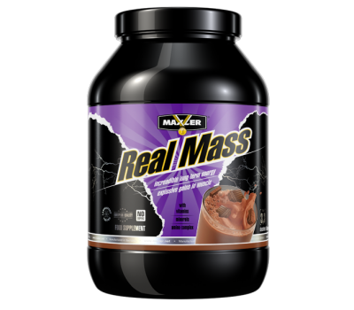 Maxler Real Mass 6lb (2724 гр)