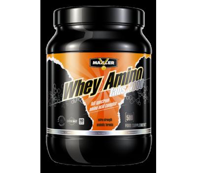 Maxler Whey Amino 2000 (500 таб)