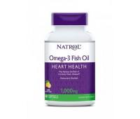 Natrol OMEGA-3 Fish Oil 1200 mg (60 гел.кап)