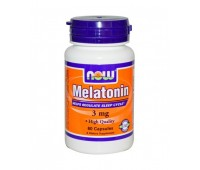 NOW Melatonin 3mg (60 кап)