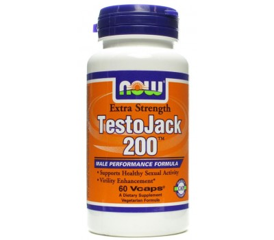 NOW TestoJack (60 cap)