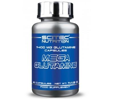 Scitec Nutrition Mega Glutamine (90 кап)