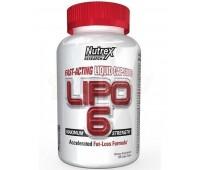 Nutrex Lipo 6 (120 кап)