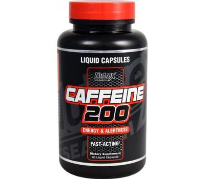 Nutrex Caffeine 200 (60 кап)