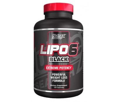 Nutrex Lipo 6 Black (120 кап)