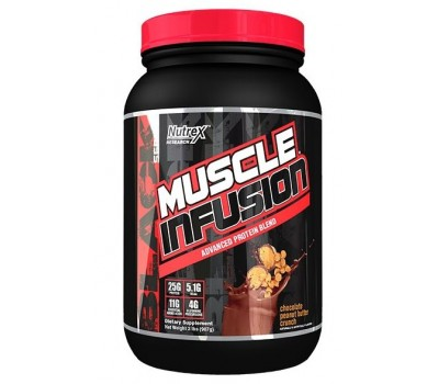 Nutrex Muscle Infusion Black 2lb (907 гр)