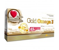 Olimp Gold Omega 3 1000mg (60 кап.)