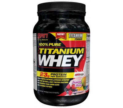 SAN Titanium Whey 1,97lb (897 гр)