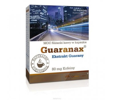 Olimp Guaranax (60 кап)