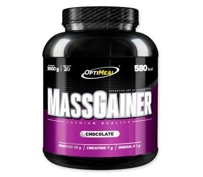 OptiMeal Mass Gainer (3000 гр)