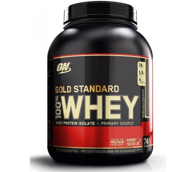 ON 100% Whey Gold Standard 5lb (2270 гр)