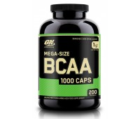 Optimum Nutrition BCAA 1000 (200 кап)
