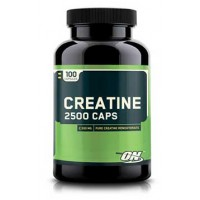 Optimum Nutrition Creatine 2500mg (100 кап)