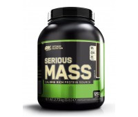 Optimum Nutrition Serious Mass 6lb (2720 гр)