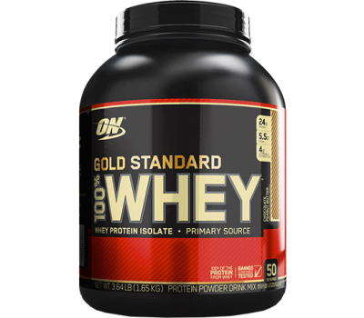 Optimum Nutrition 100% Whey Gold Standard 3,53lb (1600 гр)