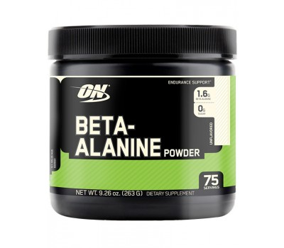 Optimum Nutrition Beta-Alanine (263 гр)