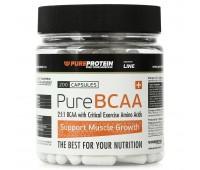PureProtein Bcaa (200 кап)