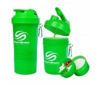 Шейкер SmartShake 600 ml - Neon Green