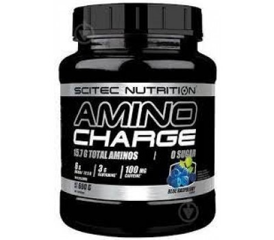 Scitec Nutrition Amino Charge 570g (Ежевика)