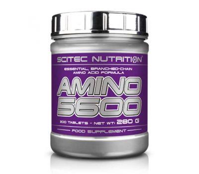 Scitec Nutrition Amino 5600 500tabs